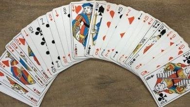 Tirage 32 cartes