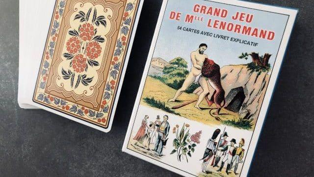 Le Grand Lenormand - Cartomancie (Grimaud)