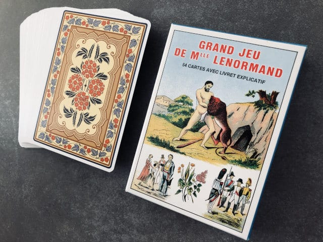 Le Grand Lenormand - Cartomancie (Grimaud)