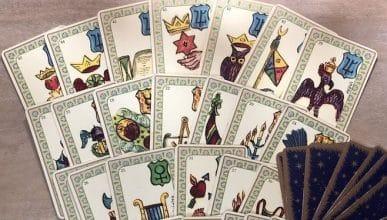 Cartes de l'Oracle de Belline