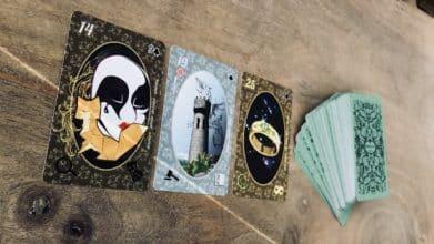 Un tirage à 3 cartes avec Le Petit Lenormand Esmeralda