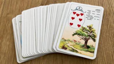 L'Arbre - Carte n°5 - Petit Lenormand
