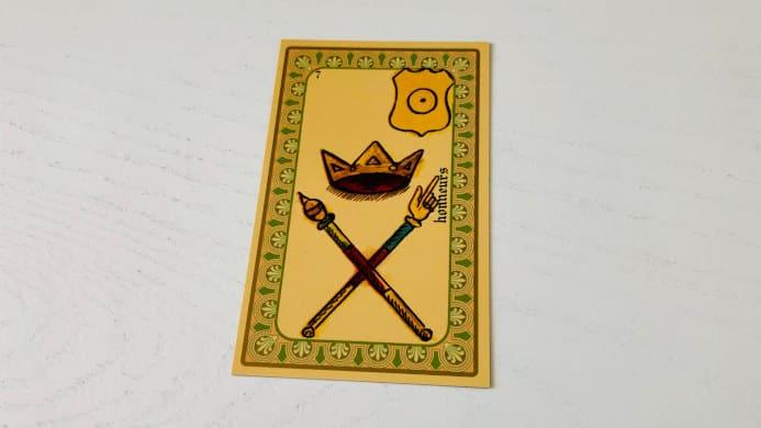 Honneurs - Carte n°7 - Oracle Belline