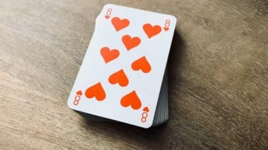 8 de coeur