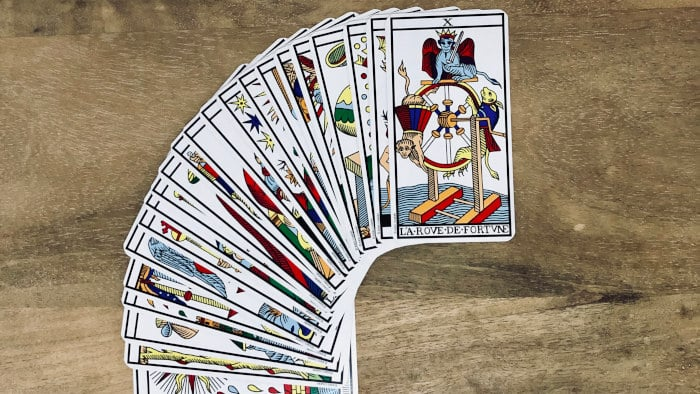 La Roue de Fortune Tarot de Marseille, vers quel destin vous emmènera-t-elle ?