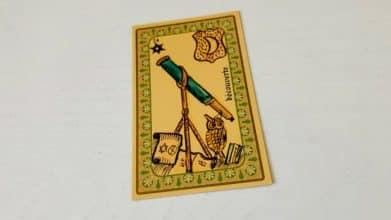 Découverte - Carte n°14 - Oracle Belline