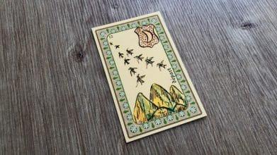 Départ - Carte n°12 - Oracle Belline