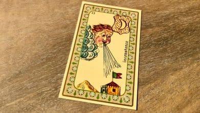 Inconstance - Carte n°13 - Oracle Belline
