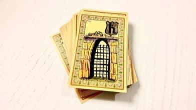 Cloitre - Carte n°52 - Oracle Belline