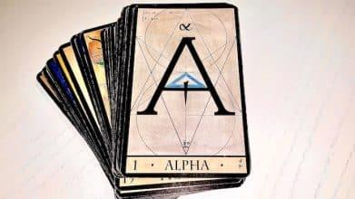 Oracle de la Triade - Alpha - Carte 1