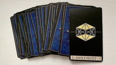 Oracle de la Triade - Isolement - Carte 2