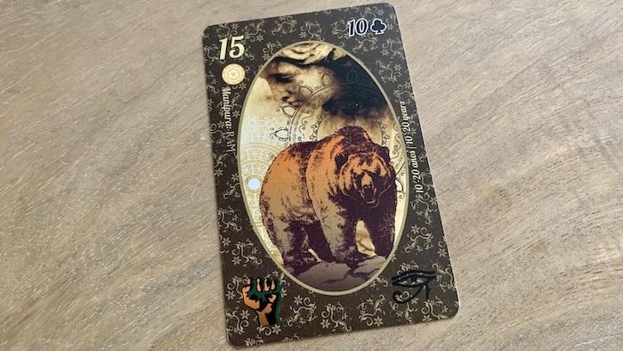 L'Ours du Petit Lenormand, quelle annonce pour votre avenir?