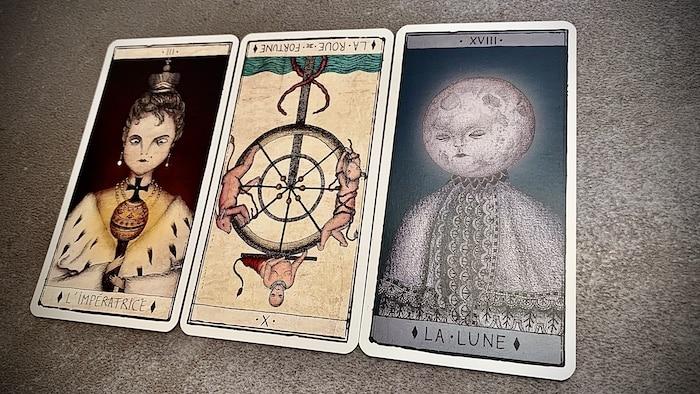 tirage carte oui non Tarot oui non : un tirage simple avec le tarot de Marseille
