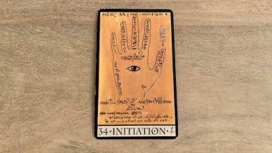 Oracle de la Triade - Initiation - carte 34