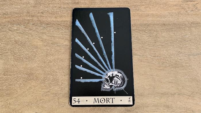Oracle de la Triade Mort 54
