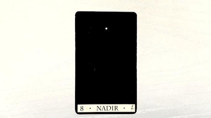 Oracle de la Triade - Nadir - Carte 8