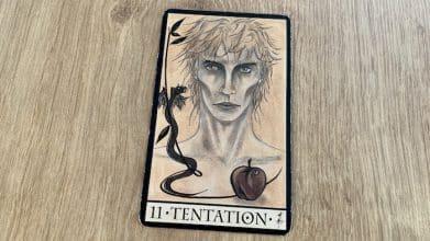 Oracle de la Triade - Tentation - Carte 11