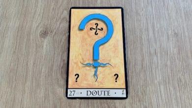 Oracle de la Triade - Doute - Carte 27