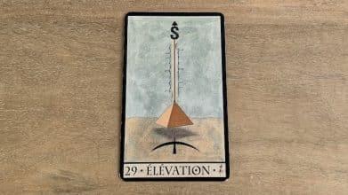Oracle de la Triade - Élévation - Carte 29