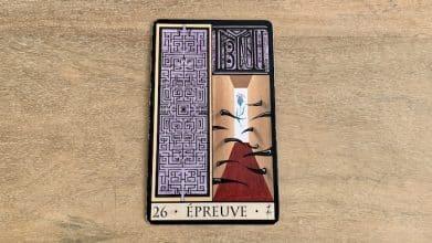 Oracle de la Triade - Épreuve - carte 26