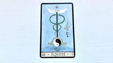 Oracle de la Triade - Équité - Carte 41