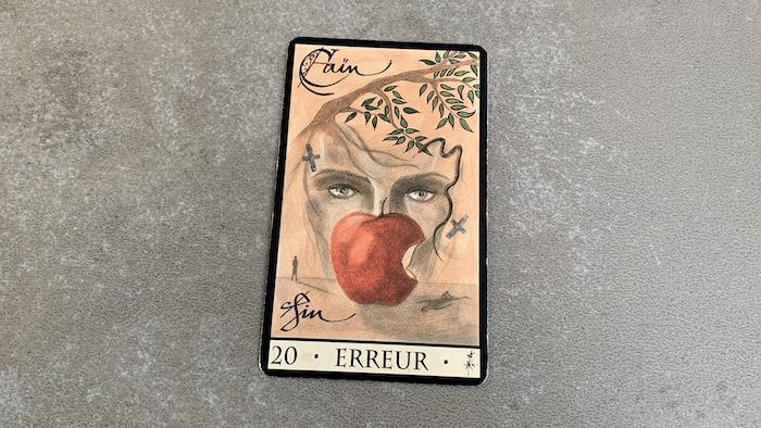 Oracle de la Triade - Erreur - Carte 20