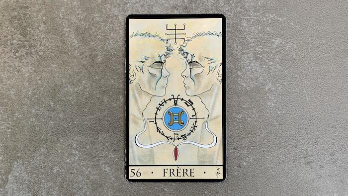 Oracle de la Triade frère 56