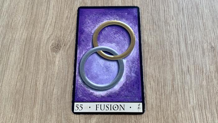 Oracle de la Triade fusion 55