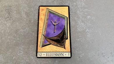 Oracle de la Triade - Illusion - Carte 32