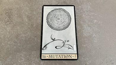 Oracle de la Triade - Mutation - Carte 16