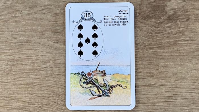 Petit Lenormand - L'Ancre (35)