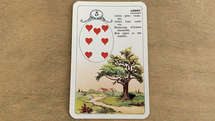 Petit Lenormand - Arbre (5)
