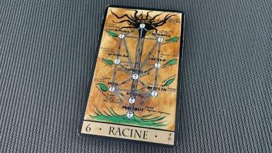Oracle de la Triade - Racine - Carte 6