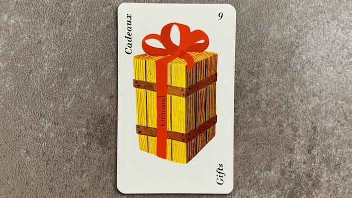 Horoscope Belline la carte Cadeaux
