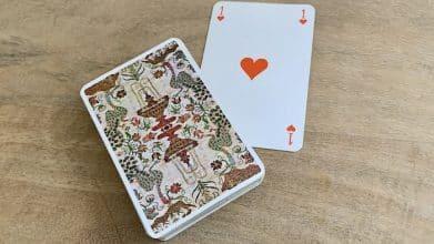As de Coeur dans le tarot amour du tirage 32 cartes