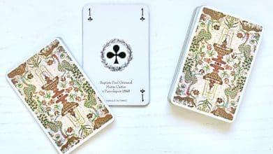 As de trèfle jeu 32 cartes