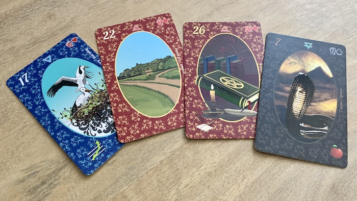 Cartes du Petit Lenormand