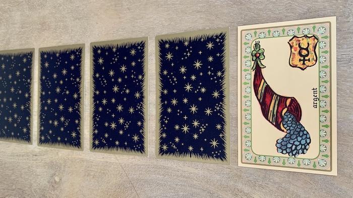 Oracle de Belline - Argent - Carte 19