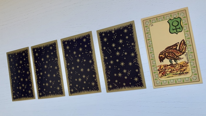 Oracle de Belline - Famille - Carte 28