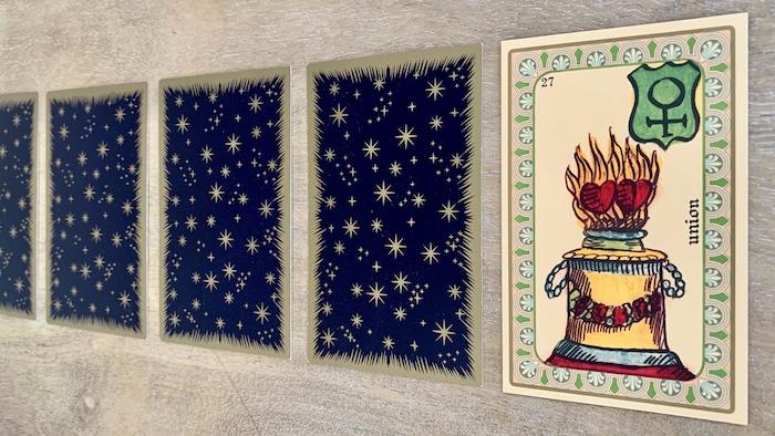 Oracle de Belline - Union - Carte 27
