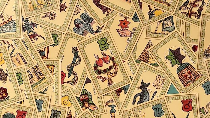 Cartes de l'Oracle Belline
