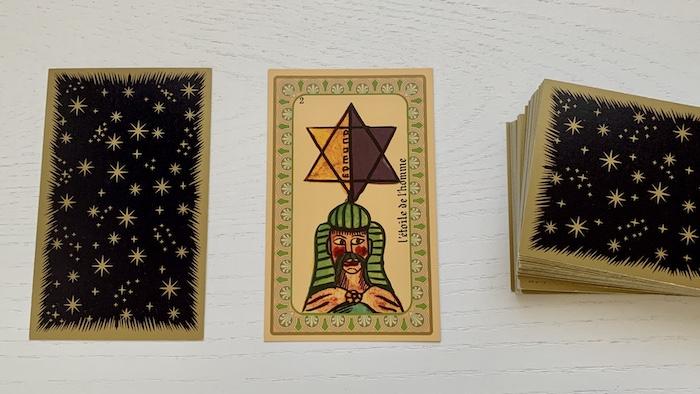 Oracle Belline associations avec l'étoile de l'homme