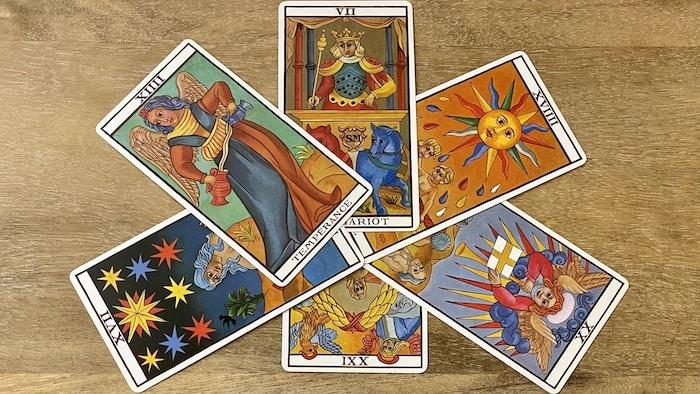 tarot divinatoire meilleures cartes