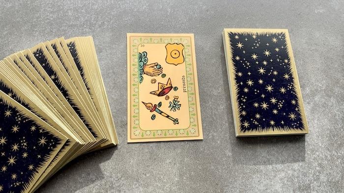 Oracle Belline Présents et associations de cartes