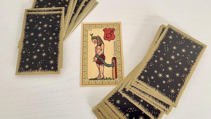 Oracle Belline Despotisme et ses associations de cartes