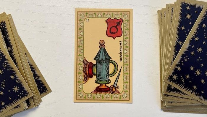Oracle Belline Méchanceté et ses associations de cartes