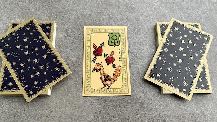 Oracle Belline Passion et ses associations de cartes