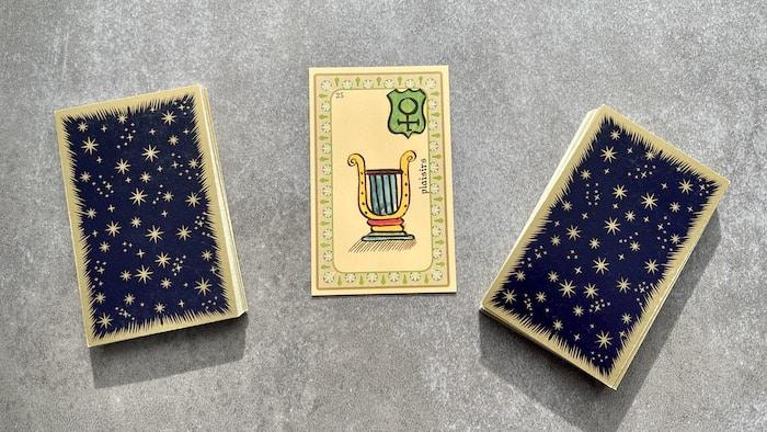 Oracle Belline Plaisirs et associations de cartes