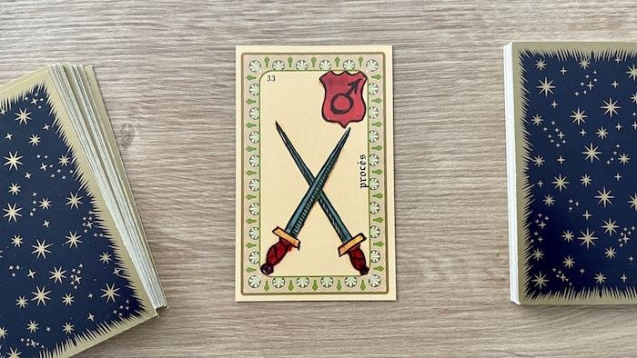 Oracle Belline Procès et ses associations de cartes