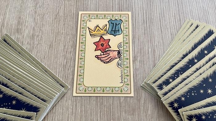 Oracle Belline Bonheur et ses associations de cartes